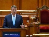 Preşedintele Iohannis a promulgat Legea bugetului de stat