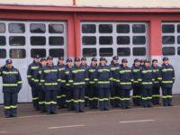 Cei 18 pompieri încadraţi din sursă externă au depus jurământul