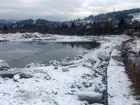 Sistemul pentru Gospodărirea Apelor, gata de luptă cu gheţurile