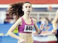 Angela Olenici, de la LPS Suceava, campioană naţională indoor