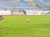 Portarul Niga a reuşit un hattrick în meciul cu CSM Râmnicu Vâlcea !