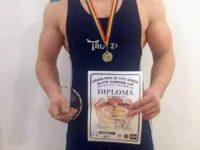 Suceveanul Teodor Chira, medalie de argint la un turneu internaţional din Ungaria