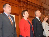 Silvia Boliacu, învestită în funcţia de subprefect al judeţului