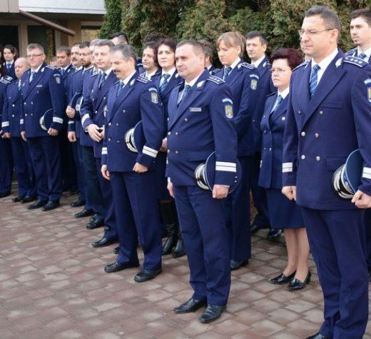 La mulţi ani, Poliţia Română !