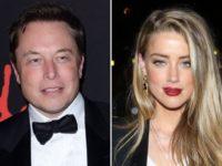 Amber Heard şi-a confirmat relaţia cu miliardarul Elon Musk