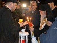 Lumina Harică de la Ierusalim va ajunge la Suceava şi în acest an