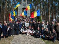 La împărtăşanie cu sublimul jertfei românilor masacraţi în pădurea Varniţei