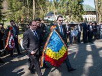 Comemorarea românilor ucişi la Fântâna Albă