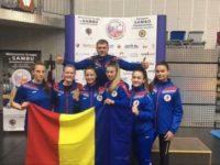 Cinci medalii pentru România la Campionatele Europene de sambo pentru cadeţi şi juniori