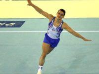 Medalie de aur pentru Marian Drăgulescu în concursul la sol