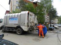 Adunarea şi transportul gunoiului, scoase din nou la licitaţie
