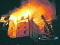Pompierii suceveni nu au avut aproape niciun minut de linişte