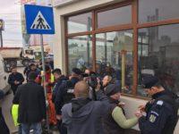 Măsurile de fluidizare a traficului pe Calea Unirii din Suceava au intrat în vigoare cu ajutorul jandarmilor
