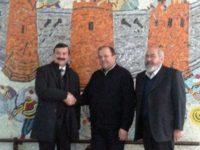 Reprezentanţi ai unor asociaţii ale mediului de afaceri din Italia, interesaţi de cooperarea cu autorităţile sucevene