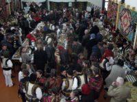 Festivalul Ouălor Încondeiate de la Moldoviţa, organizat împreună cu artista în încondeierea ouălor Lucia Condrea