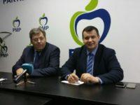 Corneliu Popovici va candida pentru funcţia de preşedinte al Organizaţiei Judeţene Suceava a PMP