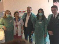 Salvaţi Copiii România a dotat maternităţile din Rădăuţi şi Gura Humorului cu aparatură medicală în valoare de 46.000 euro