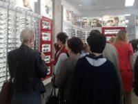 Prezentare, în exclusivitate, a noilor colecţii de ochelari de vedere şi de soare Versace şi Armani