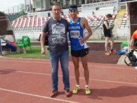 Angela Olenici şi Andrei Dorin Rusu şi-au realizat baremurile pentru campionatele mondiale, respectiv europene