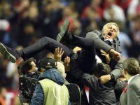 Manchester United a câştigat în premieră Europa League