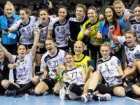 CSM Bucureşti a câştigat medalia de bronz