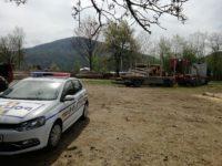 Marfă confiscată şi amendă de 15.000 lei pentru un transport ilegal de material lemnos