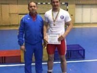 Medalie de aur pentru suceveanul Teodor Chira