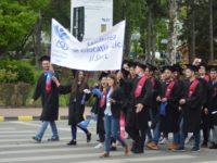"""Universitatea organizează """"Marşul absolvenţilor USV"""""""