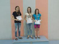 Opt medalii pentru înotătorii suceveni