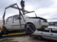 Primăria Suceava continuă ridicarea autovehiculelor abandonate pe domeniul public
