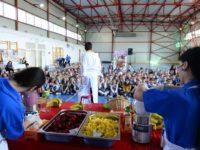 Peste 800 de elevi din Suceava au învăţat despre nutriţie