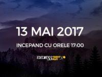 Aventura unei nopţi de primăvară – Edelweiss Night Run