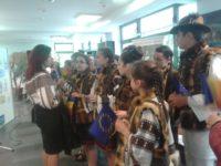 Zeci de elevi au sărbătorit Ziua Europei prin cântec şi dans