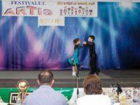 Trofeul a fost câştigat, la dans sportiv, de Maya Anton şi de David Ştefură