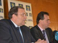 Gheorghe Flutur a avut o discuţie lungă cu Ludovic Orban