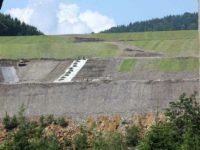 Haldele de steril minier nestabilizate, un adevărat pericol