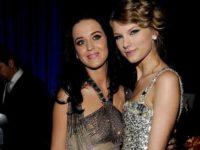 Katy Perry face primul pas pentru a pune capăt unei vechi dispute cu Taylor Swift