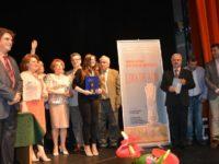 """Clara Sofia Lupaşcu din Iaşi a câştigat marele premiu şi trofeul """"Lira de Aur"""" 2017"""