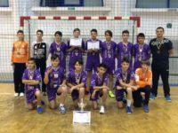 Medalie de bronz pentru echipa CSU Suceava la turneul final al Campionatului Naţional