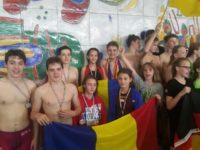 Performanţe de excepţie pentru înotătorii suceveni la United World Games de la Klagenfurt