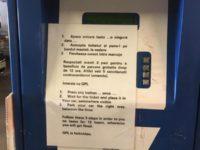 PSD Suceava a montat un afiş în română şi engleză, pentru ca şi străinii să înţeleagă cum trebuie procedat