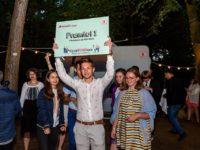 Ciprian Tuchiluş a câştigat un premiu de 20.000 lei cu un proiect de educare a consumatorilor în privinţa risipei alimentare