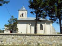 Biserica din Rotopăneştii Sucevei, cu hramul Sfânta Treime