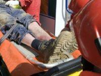 Zece accidente de muncă, dintre care unul mortal