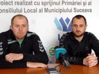 Şi cea mai bună echipă a CSU din Suceava, cea a juniorilor I, visează la un loc în topul României