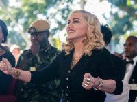 Madonna a inaugurat un centru de pediatrie în Malawi