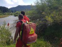 Un copil de 12 ani s-a înecat în râul Moldova în zona oraşului Gura Humorului