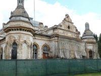 Contractul de 4,9 milioane de euro pentru restaurarea Cazinoului din Vatra Dornei va fi semnat marţi