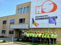 Porţi deschise: agricultori din Germania în vizită la HS Rădăuţi