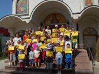 Ne-am simţit minunat alături de copii !